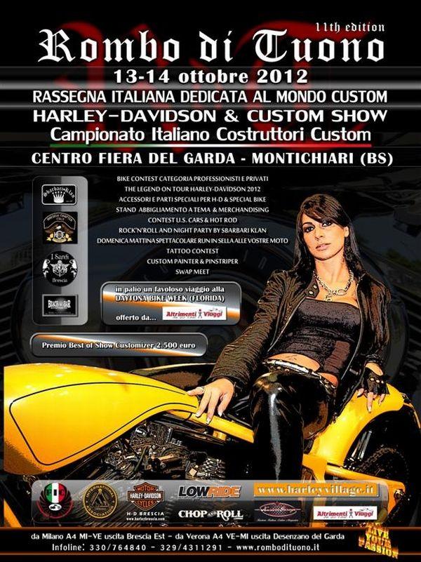 Rombo di Tuono - Brescia