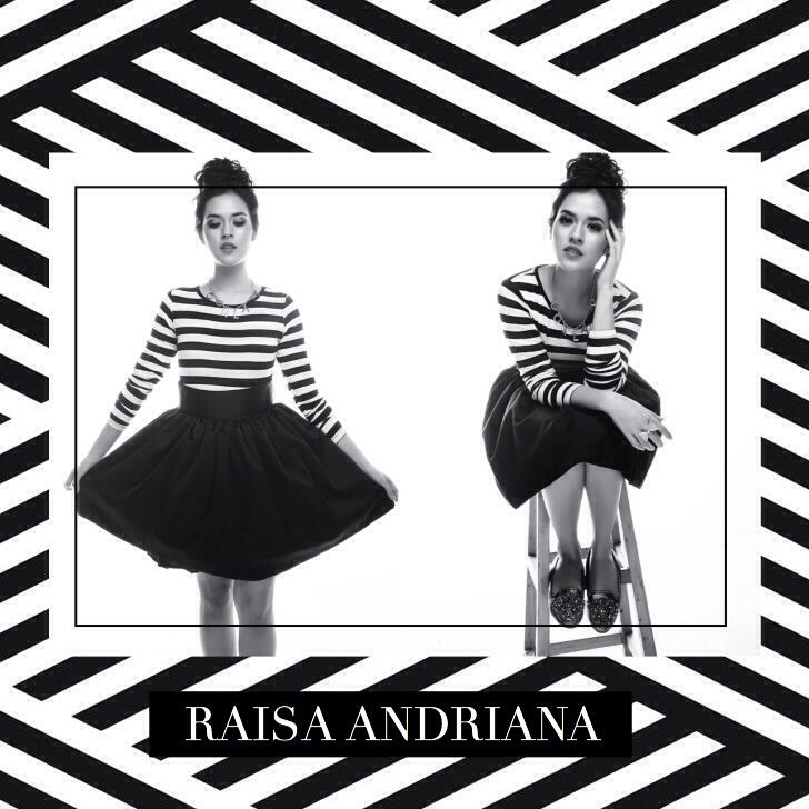 black and white cc: raisa andriana