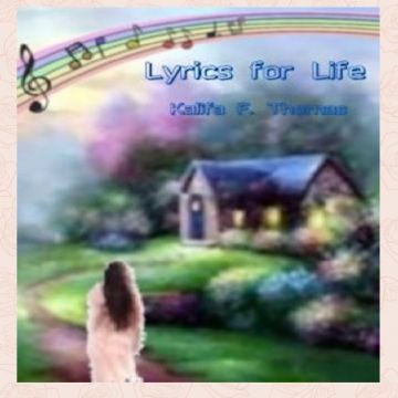 LYRICS FOR LIFE | Front Cover | Poetry book Read | Bookemon.com