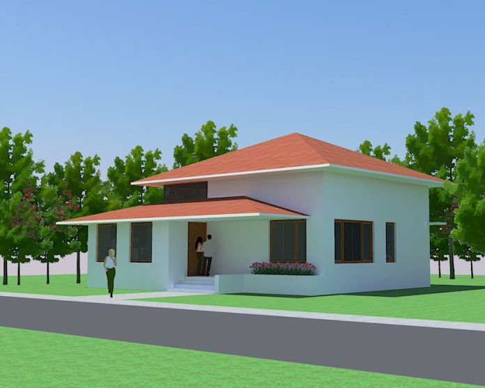 Small House Designs Indian Style 4967520 Orig Village House