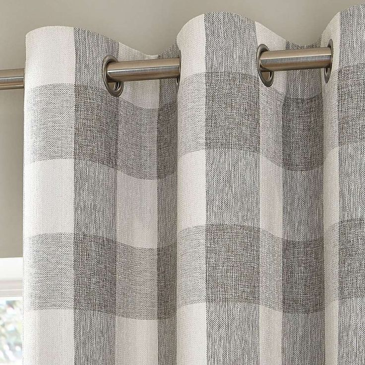 Skye Natural Lined Eyelet Curtains | Dunelm