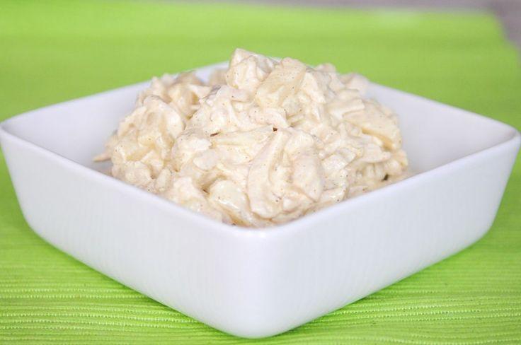 Kip kerrie salade maak je simpel en snel met dit kip kerrie salade recept. Heerlijk voedzaam en snel klaar. Bekijk meer voedzame gerechten op voedzaamensnel.nl