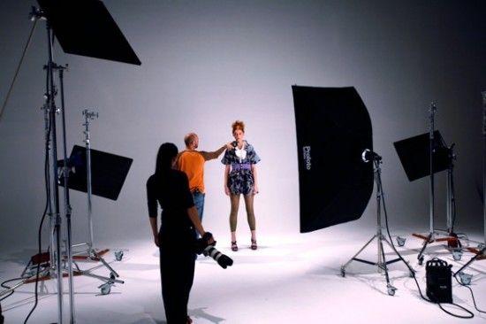 Teknik Pencahayaan Fotografi Studio