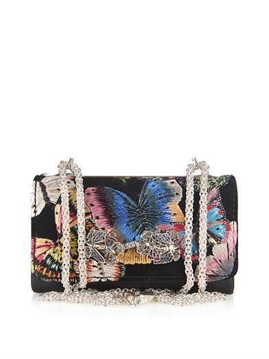 Camubutterfly shoulder bag | Valentino | MATCHESFASHION.COM
