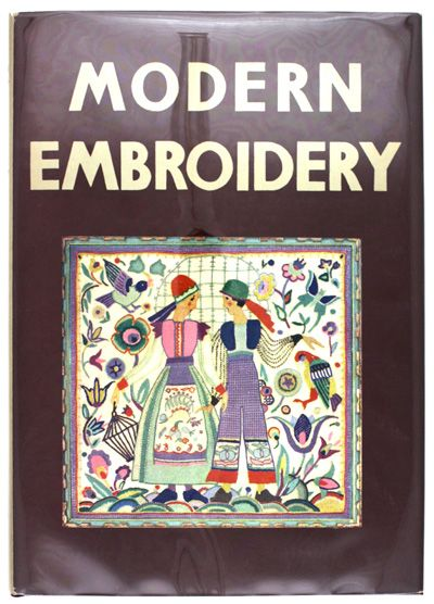 Modern Embroidery by Mary Hogarth on Harper's Books