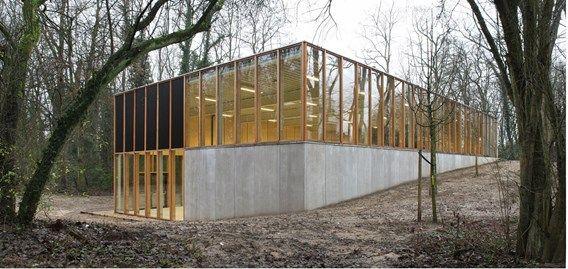 Absoluut architectuur by URA-architecten