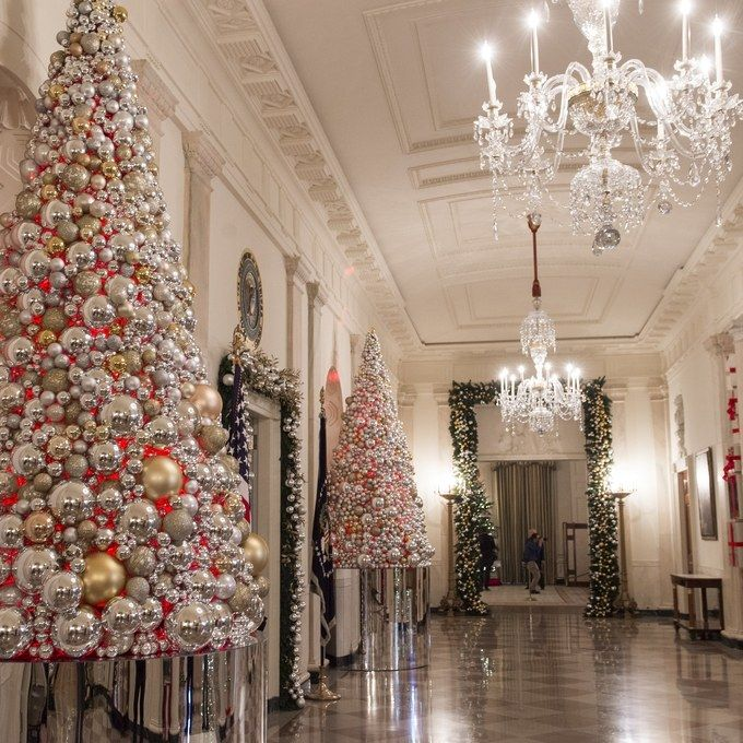 White House Christmas Decorations 2017 Tv Show