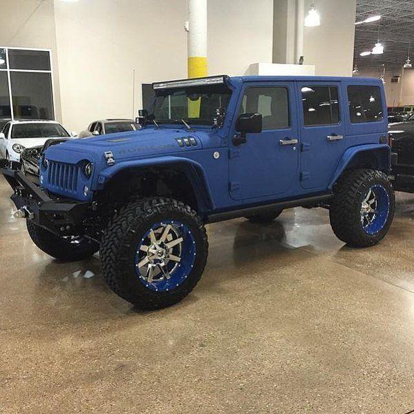 Starwood Motors #Jeep #Dallas