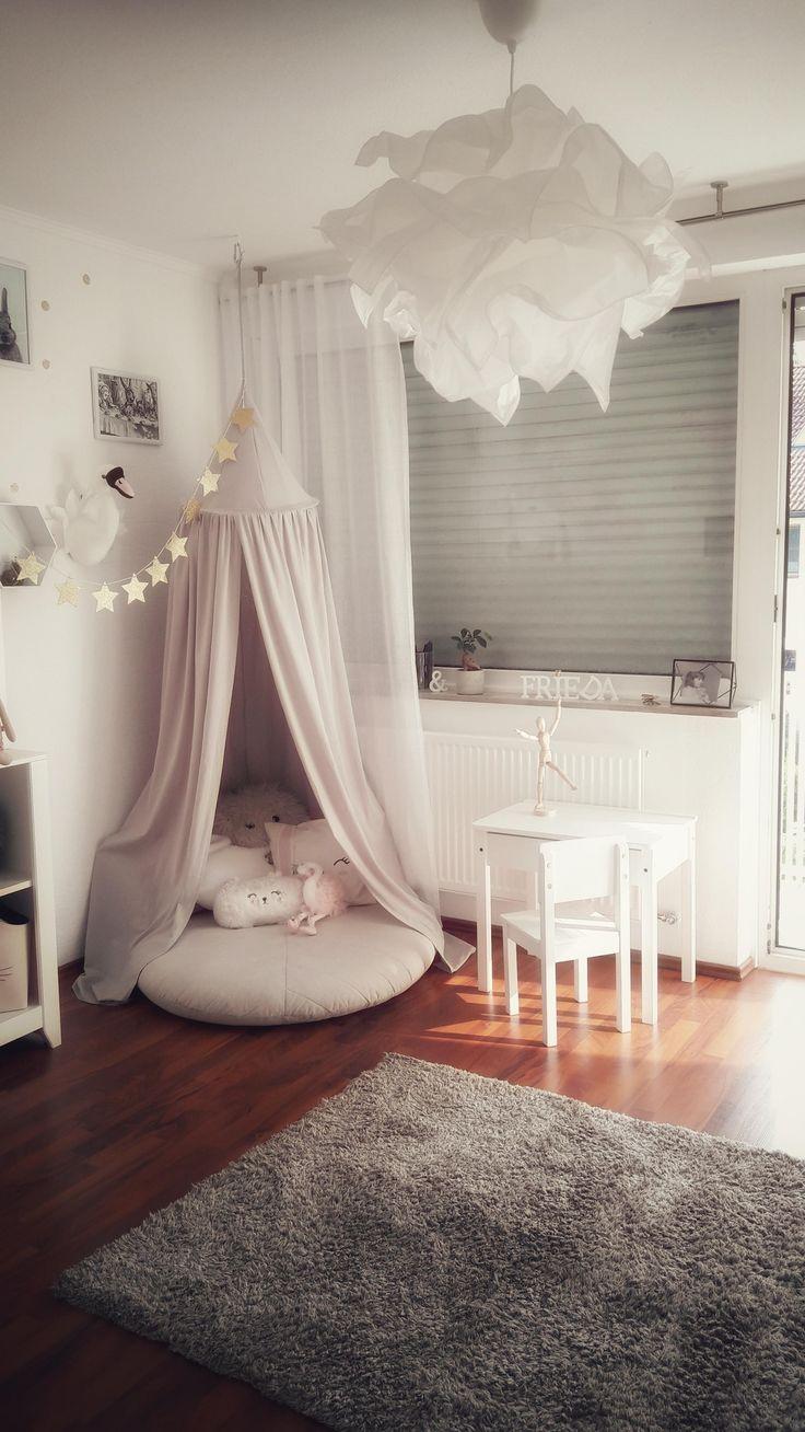 #Nursery #New lampe #Littlechillimilli  – Mädchenzimmer