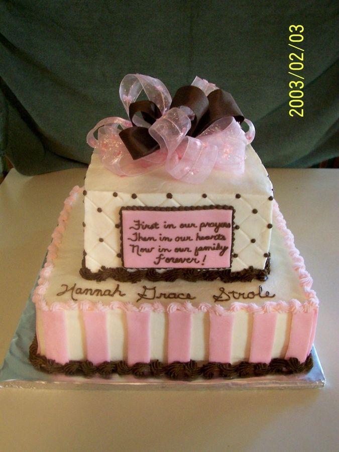 Adoption Cake cakepins.com