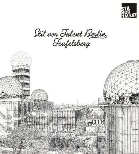 Stil Vor Talent Berlin: Teufelsberg [CD]