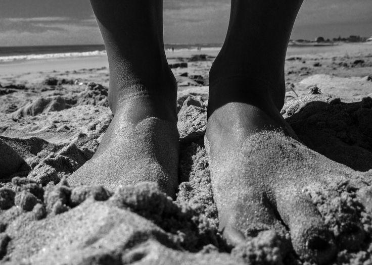 Something Good, Port Elizabeth   Photo Taken By Julian Keet  Beach Feet Sandy