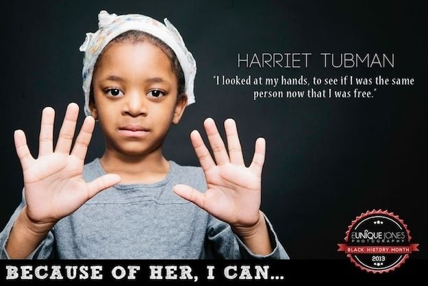 15 Adorable Kids Pose As Iconic Figures In Black History.