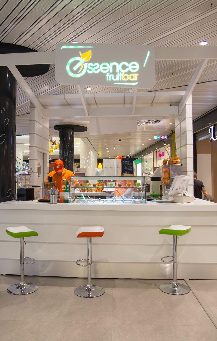Essence Fruit Bar se gaseste si la nivelul -1 @Mall Promenada