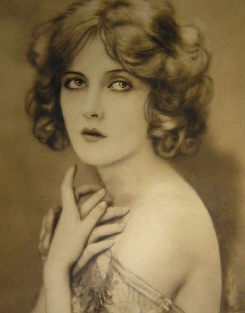 Tragic Actress and Ziegfeld Follies, Mary Nolan