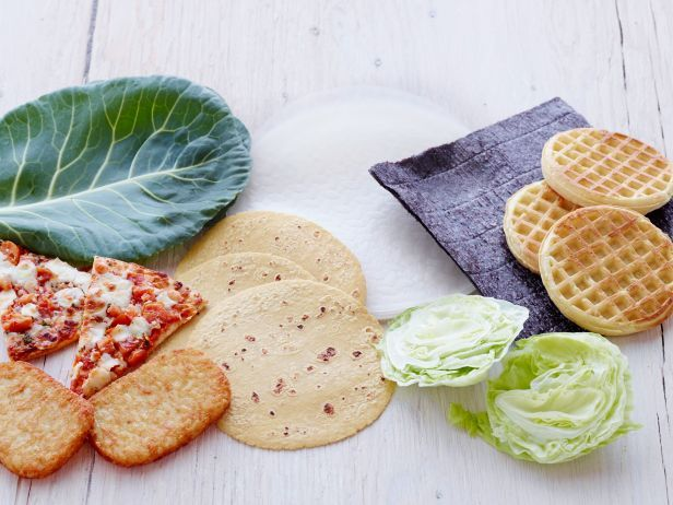 The Un-Deli: 10 Awesome Non-Bread Sandwiches! #GrillingCentralFood Network, Breadless Sandwiches, Awesome Non Breads, Foodnetwork Com, Over The Tops Breadless, 10 Awesome, Sandwiches Ideas, Sandwich Recipes, Non Breads Sandwiches