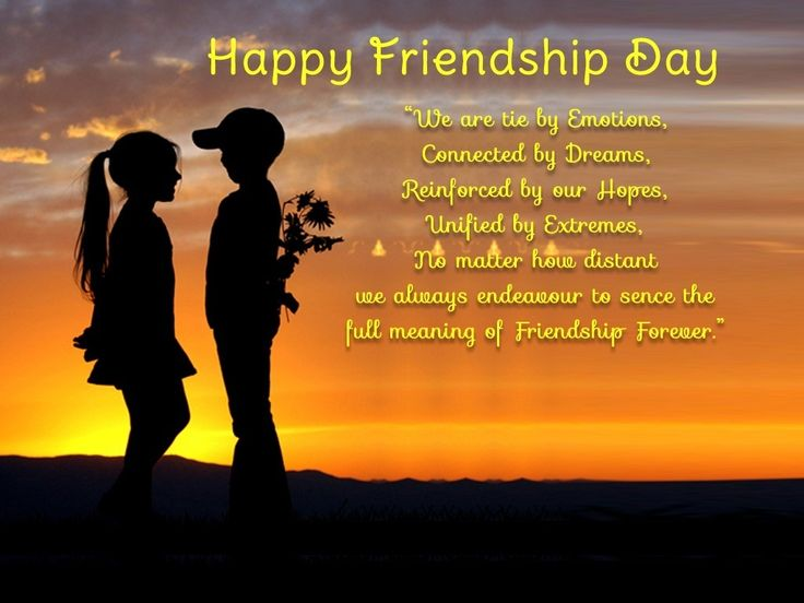Quotes For Friendship Day