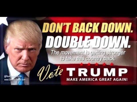 """Trump Calls Out George Soros in new ad. EXCELLENT AD AND IT IS SO TRUE. SHAKESPEARE SAID: """"ME THINKS THEY PROTEST TOO MUCH"""""""