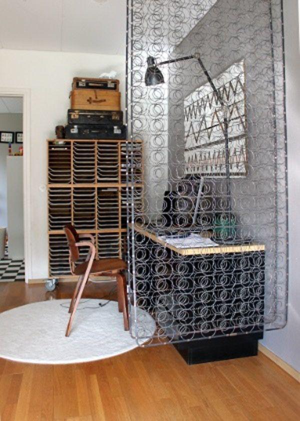 divisorias de casa colchão mola - Pesquisa Google