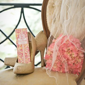 Greenleaf First Blush Sachets are perfect for wedding days #101waystosachet