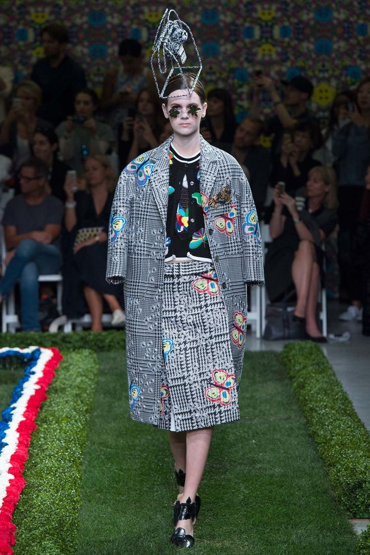 Thom Browne Spring 2015 Ready-to-Wear Collection Photos - Vogue