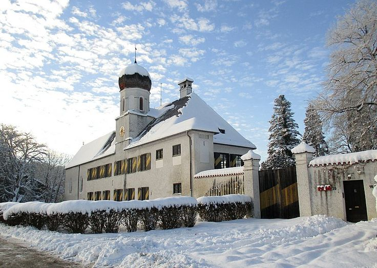 Herrsching am Ammersee-Mühlfeld, Schloss Mühlfeld