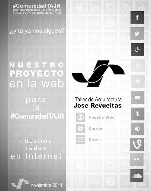 Y tu donde nos sigues? Te presentamos nuestro proyecto en Internet para toda la #ComunidadTAJR y si no... que esperas para seguirnos...