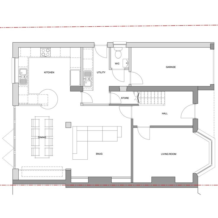 planning permission has recently been granted for a two storey extension and internal alterations to a - House Extension Planner