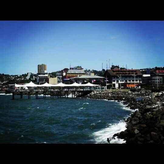Puerto Montt, Chile. YLl