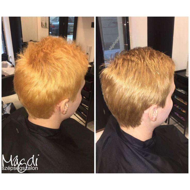 Pixie haj, a rövid frizurát szeretőknek. :)  #hairstyle #hair #hairfasion #haj #festetthaj #coloredhair #széphaj #szépségszalon #beautysalon #fodrász #hairdresser #ilovemyhair #ilovemyjob❤️ #hairporn #haircare #hairclip #hairstyle #hairbrained #haircut #hairsalon #hairpro #hairup #hairdye #hairstylist #haircuts #hairoftheday #hairgoals #hairideas #haircolor #hairstyles