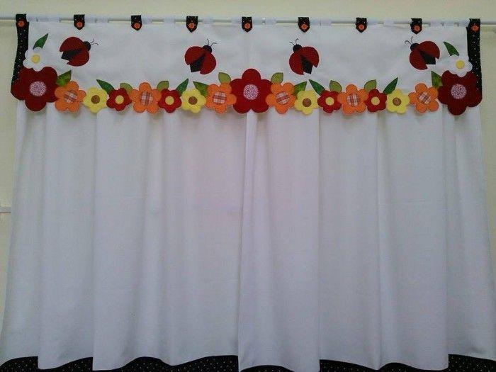 cortinas para cozinha
