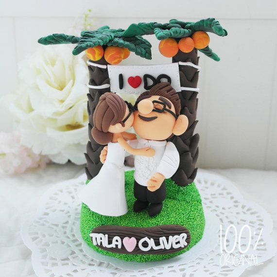 Movie Cake Toppers