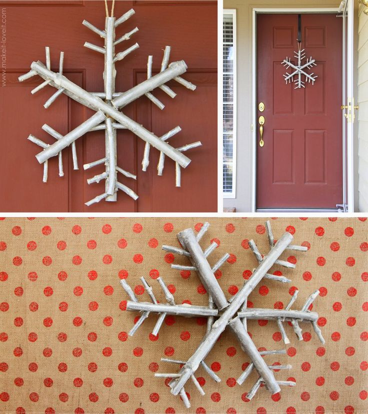 Home Made Modern Craft Of The Week 2 Rustic Christmas Stars: 252 Best DIY Decor :: Make It & Love It Images On