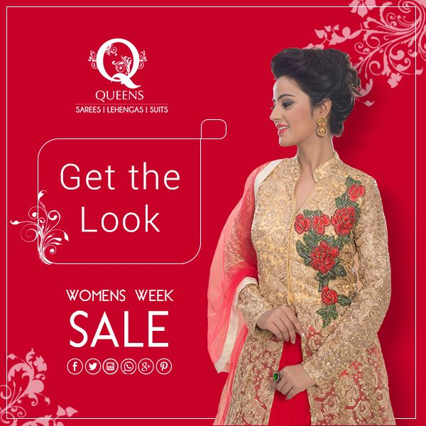 Choose from our range of new styles. The women's week sale is still on. You don't want to miss this! #QueensEmporium #Salealert