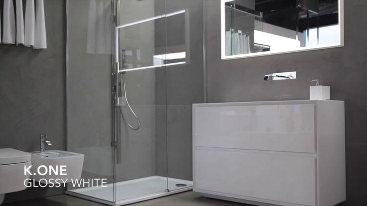 K.ONE vanity  www.rifra.com