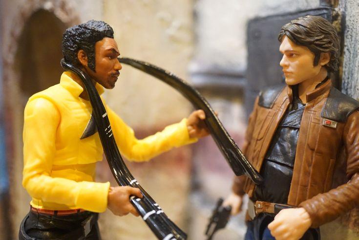 Solo Lando star wars