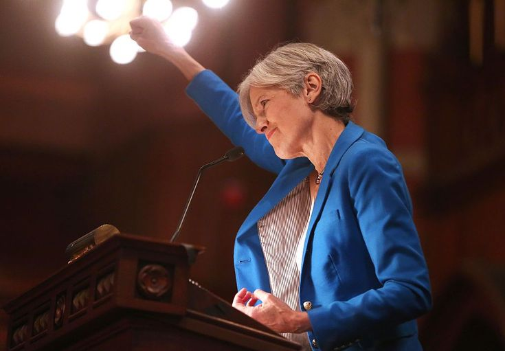 Friends, the presidential election isn't quite over yet. Why? Well, Jill Stein's fundraiser to recount election votes totally shocked everyone. ICYMI,Jill Stein…