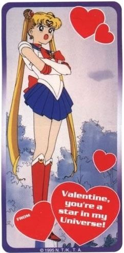 Sailor Moon Valentine 03