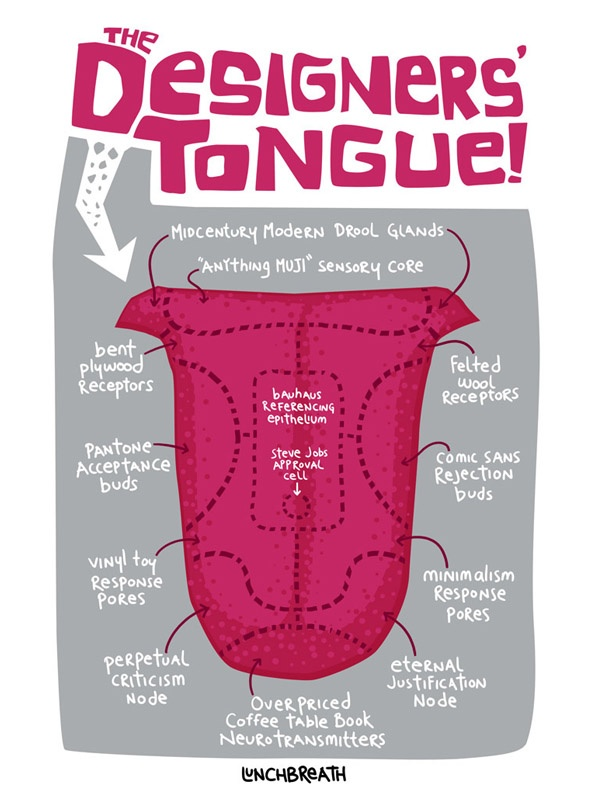 Designer's Tongue