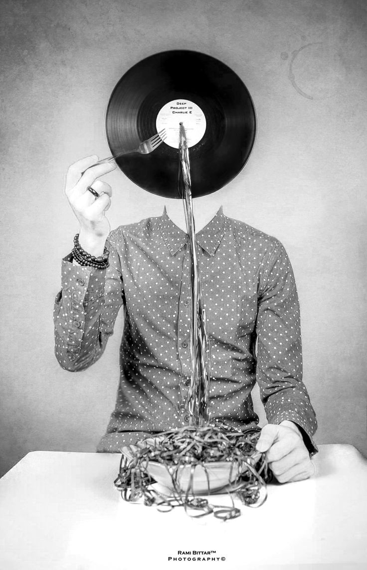 eat the music, vinyl records