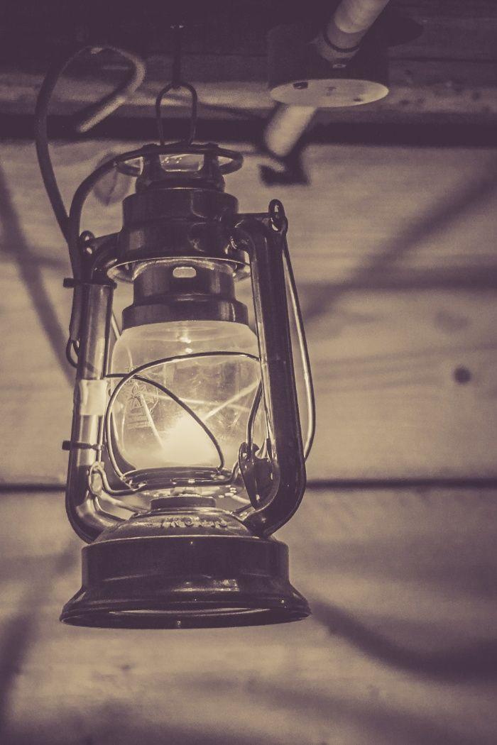 Vintage Lamp Art Print by Errne | Society6
