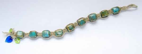 hemp bracelet tutorial