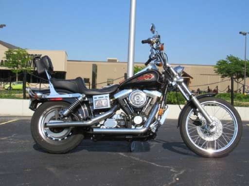 1996 Harley-Davidson FXDWG - Dyna Wide Glide in Woodstock, IL