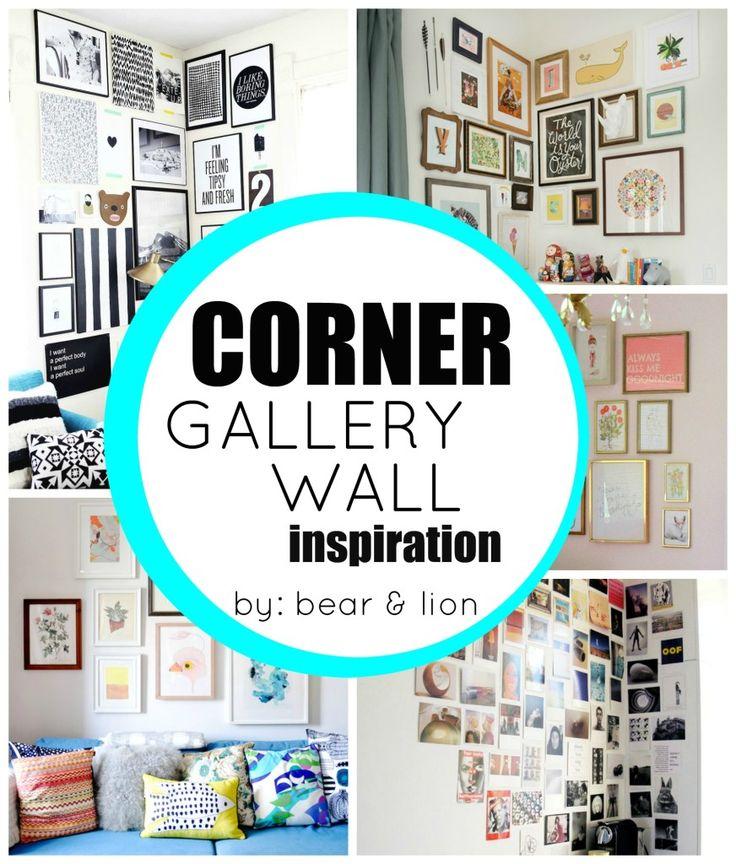 Corner Wall Art best 20+ corner wall decor ideas on pinterest | entertainment