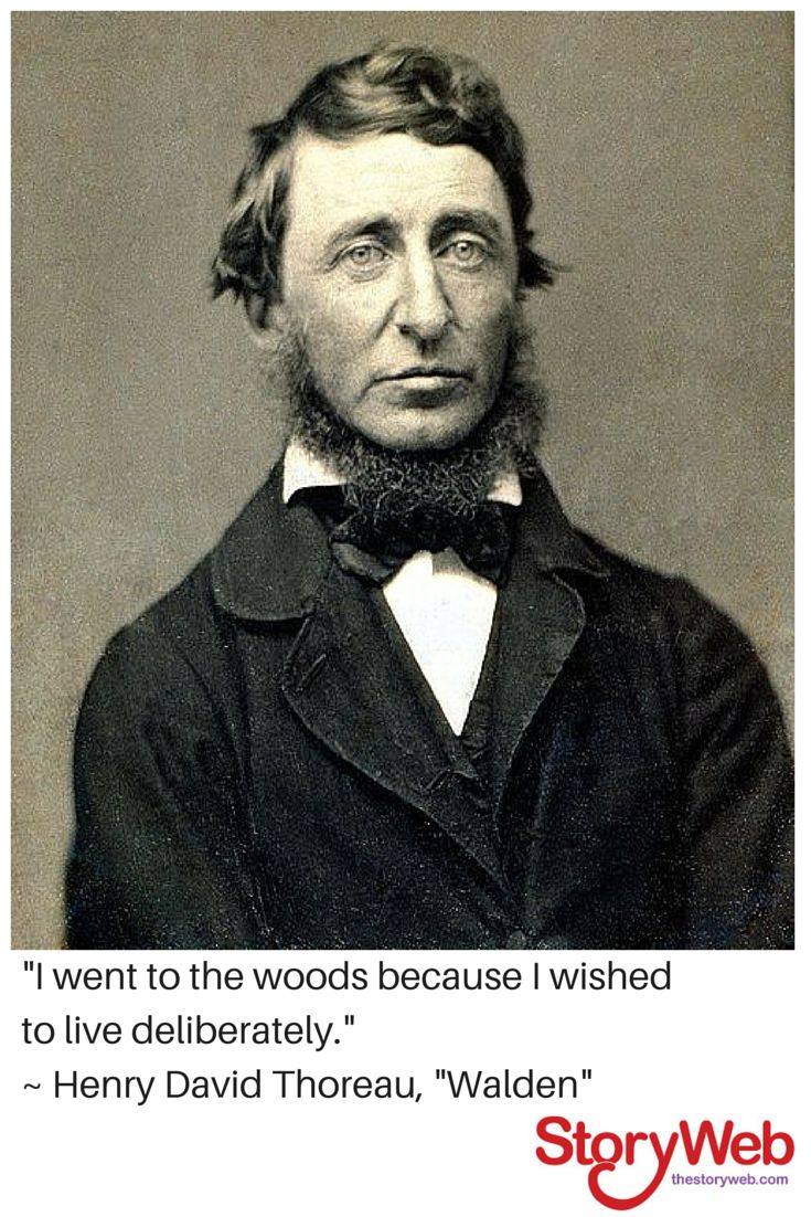 romanticism transcendentalism and henry david thoreau Ralph waldo emerson, henry david thoreau, and their associates—were  inspired to a  the transcendentalist movement in america, which was based  on a.