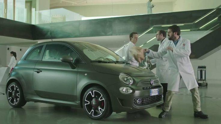 New Fiat 500S – Handbag test