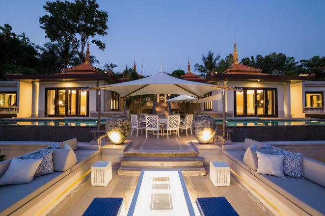 The Top 25 Luxury Hotels In Thailand - #2 - Trisara Phuket in Thalang District