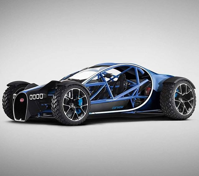 """Lovecars on Instagram: """"What if… #bugatti #lovecars Source Unknown"""" – Cars"""