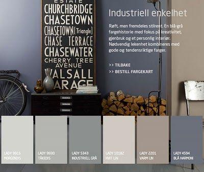 farger til stue 2015 - Google-søk  fine farger  Pinterest  Search