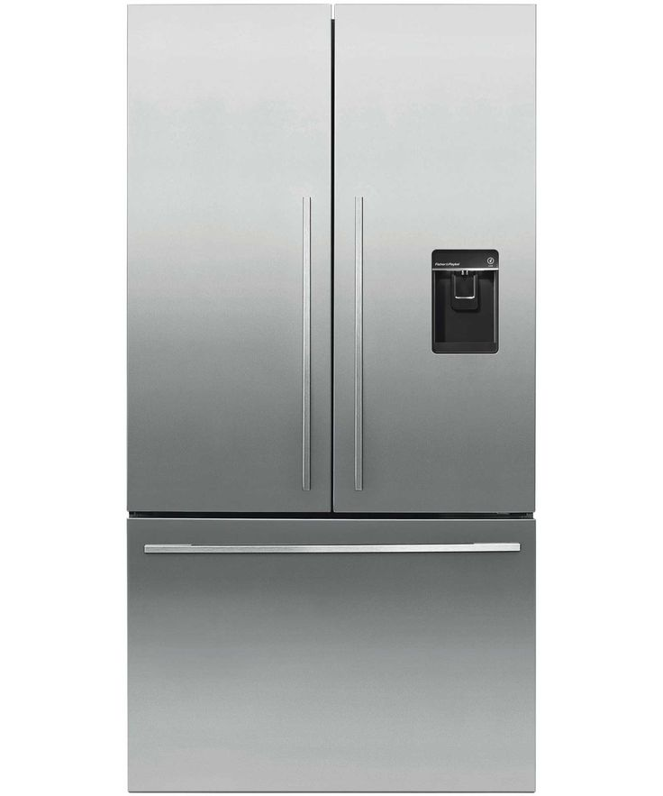 RF540ADUSX4 - ActiveSmart™ Fridge - 900mm French Door American Style with Ice & Water 541L